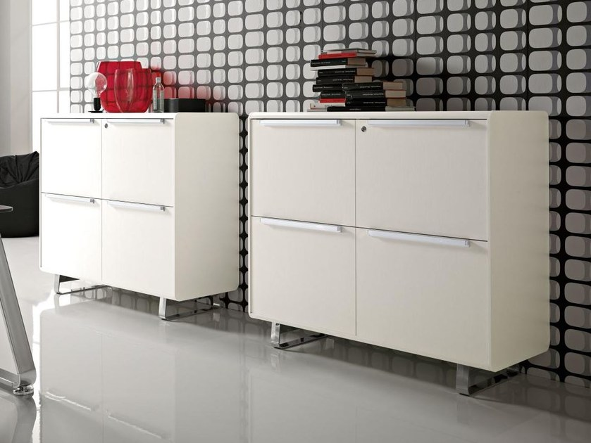 Office drawer unit SEVENTIES | Office drawer unit by Las Mobili