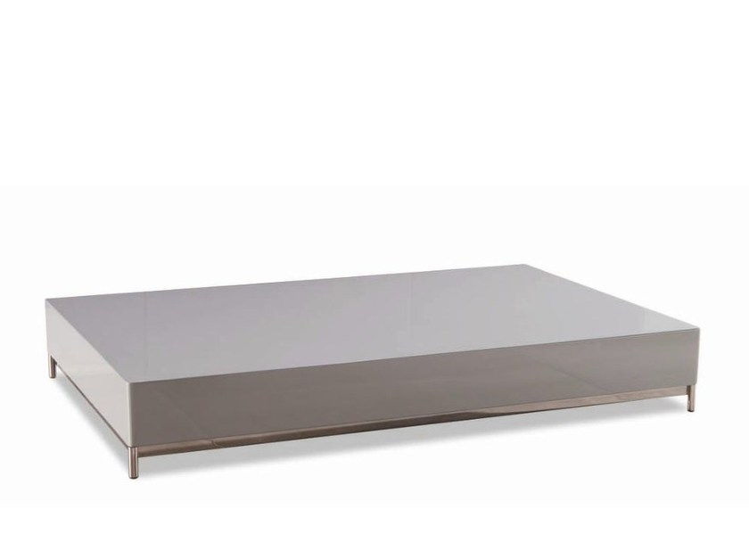 Coffee table ALBERS SIDE TABLE by Minotti