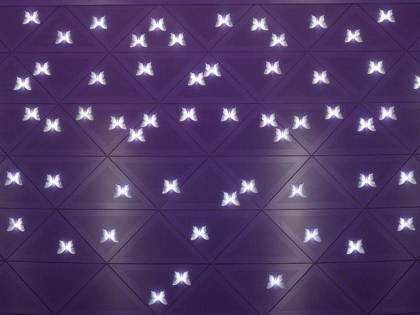 LED ceiling lamp BUTTERFLIES by Lasvit