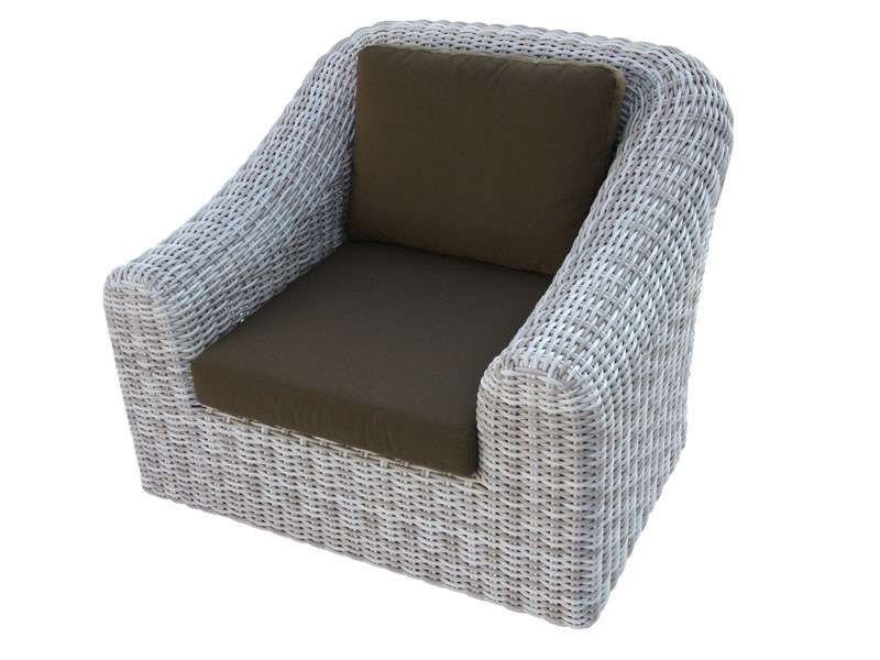 Garden armchair with armrests PROVENCE | Garden armchair by Sérénité Luxury Monaco