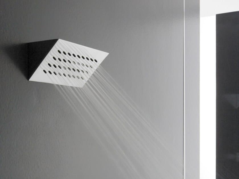 Wall-mounted overhead shower SHIRÒ | Overhead shower by ZAZZERI