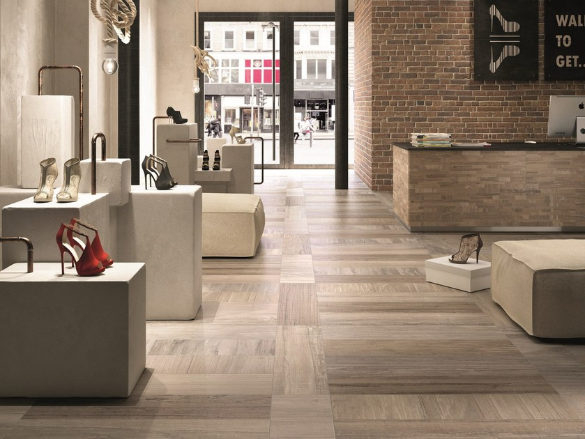 Porcelain stoneware wall/floor tiles BALI by Ariana Ceramica