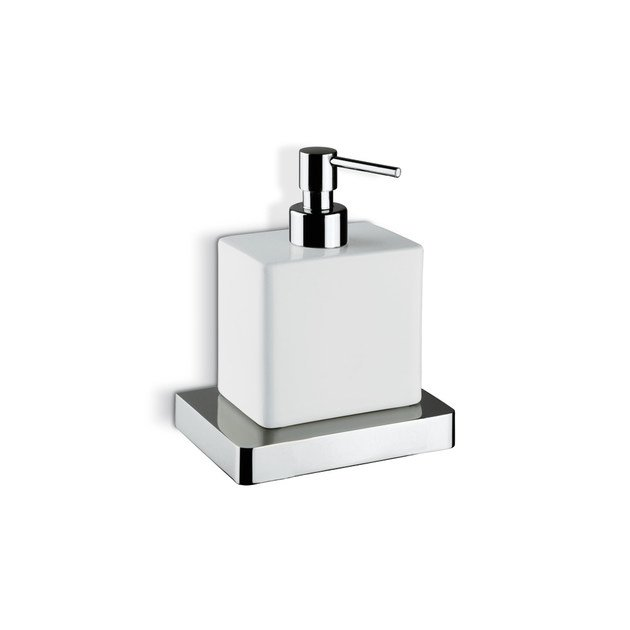 Wall Mounted Ceramic Liquid Soap Dispenser X Sense Accessories
