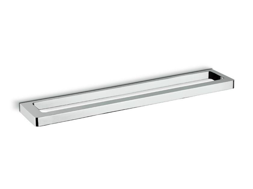 Metal towel rail X-SENSE ACCESSORIES | Metal towel rack by newform