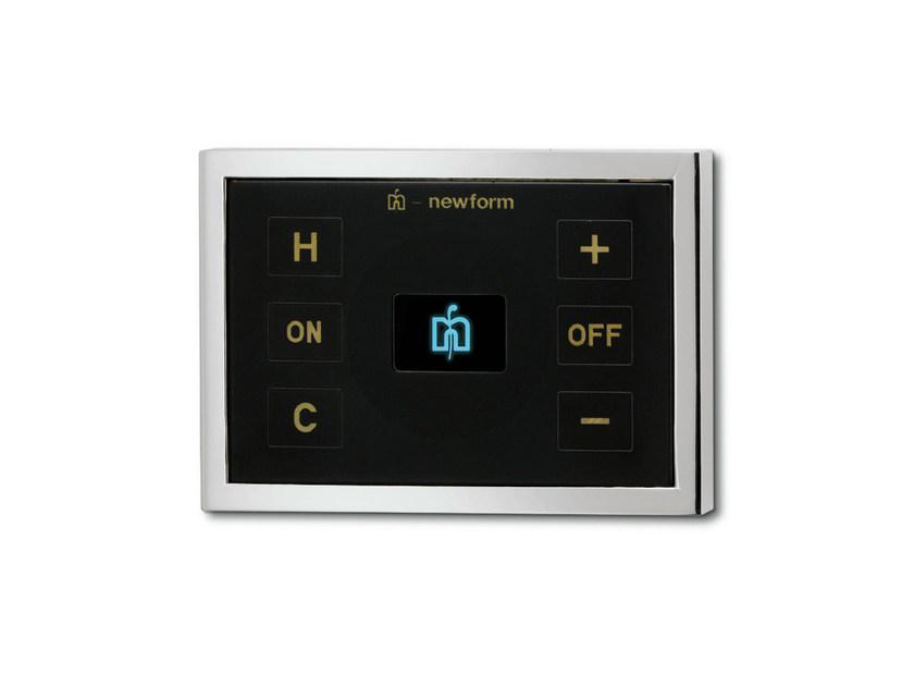 Building automation system ELECTRONIC SOLUTIONS by newform