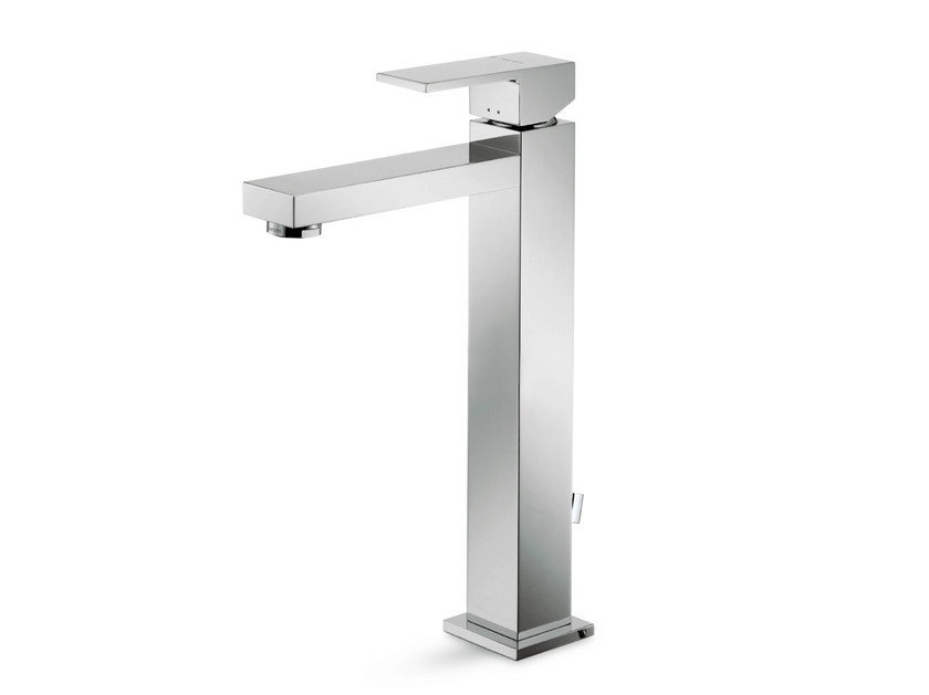 Countertop single handle 1 hole washbasin mixer ERGO-Q | Single handle washbasin mixer by newform