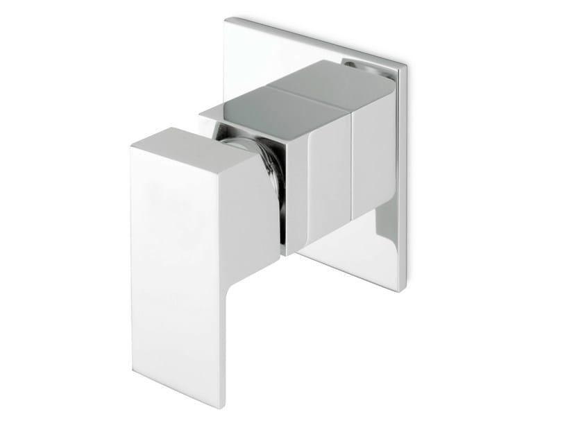 Single handle shower mixer ERGO-Q | Single handle shower mixer by newform