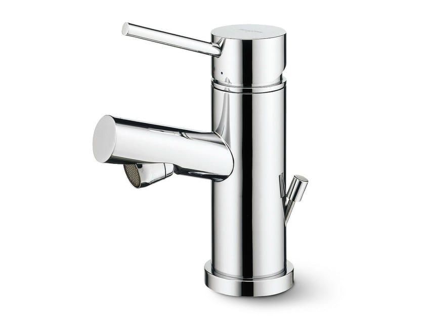 Single handle 1 hole bidet tap with swivel spout X-TREND | Bidet tap by newform