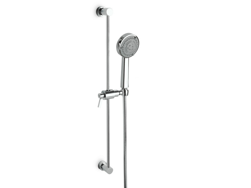 Shower wallbar with hand shower X-TREND | Shower wallbar with hand shower by newform