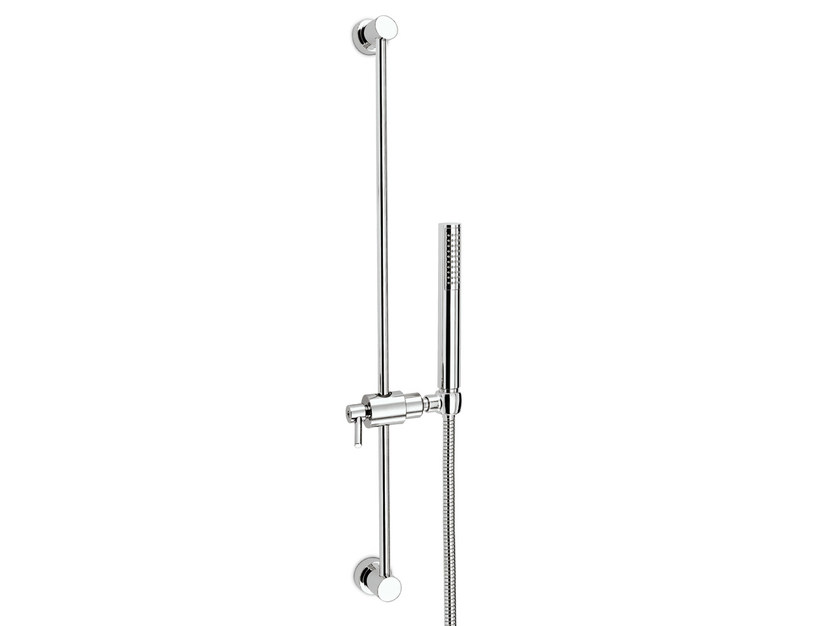 Shower wallbar with hand shower X-TREND | Shower wallbar by newform