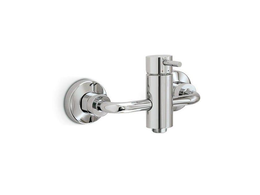 2 hole single handle shower tap XT   2 hole shower mixer by newform