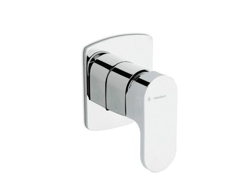 Single handle 1 hole shower mixer X-LIGHT | Shower mixer by newform