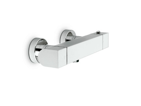 Thermostatic shower mixer X-LIGHT | Thermostatic shower mixer by newform