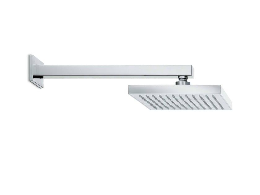 Wall-mounted rain shower X-SENSE | Wall-mounted overhead shower by newform