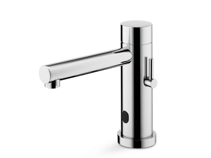 Infrared countertop washbasin mixer SENSITIVE | Washbasin mixer by newform