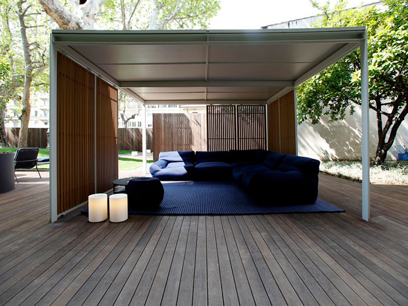 Wooden decking DECKOUT - DOGA by MENOTTI SPECCHIA