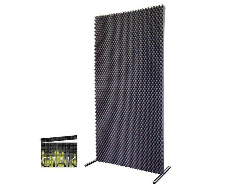 Sound insulation panel CIAK by SILTE