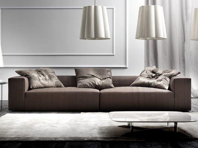 Sectional sofa DYLAN by ERBA ITALIA