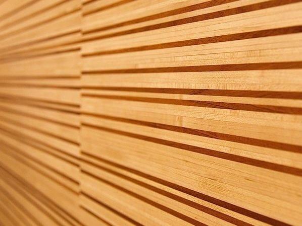 Wooden wall/floor tiles VIBRATO by MENOTTI SPECCHIA