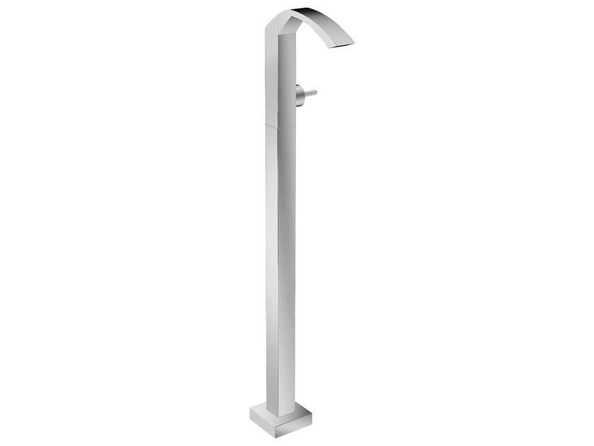 Floor standing single handle washbasin mixer ARCHÈ | Floor standing washbasin mixer by Rubinetterie 3M