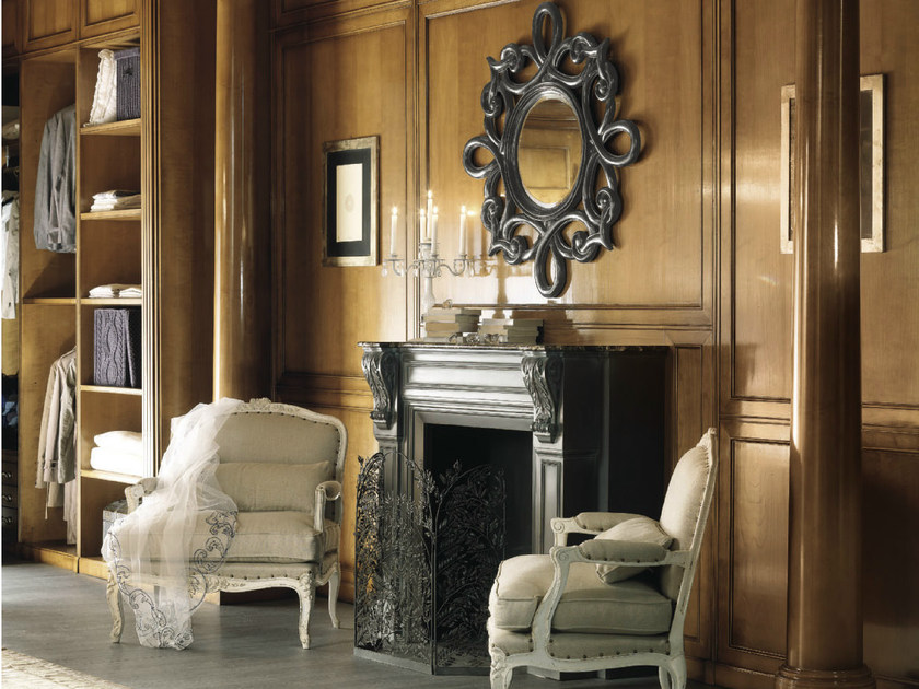 Wooden boiserie TAORMINA FIRST   Boiserie by Bizzotto
