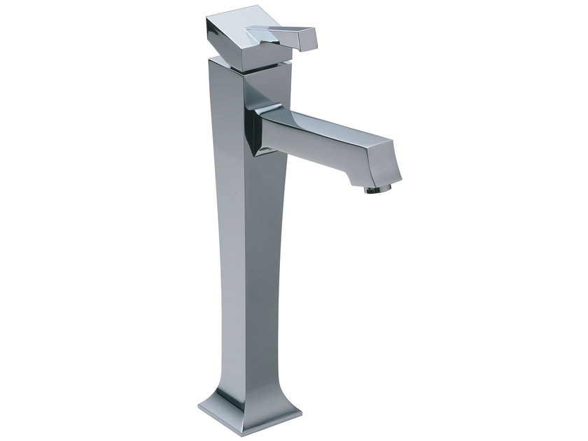 Single handle 1 hole washbasin mixer BRIDGE_MONO   1 hole washbasin tap by Rubinetterie 3M