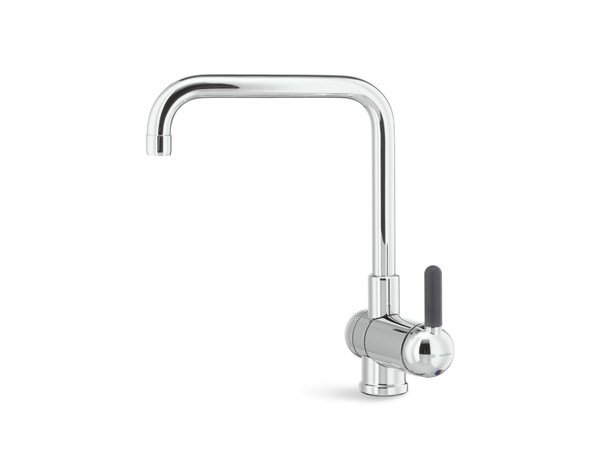 Countertop kitchen mixer tap with swivel spout MARVEL | Countertop kitchen mixer tap by newform