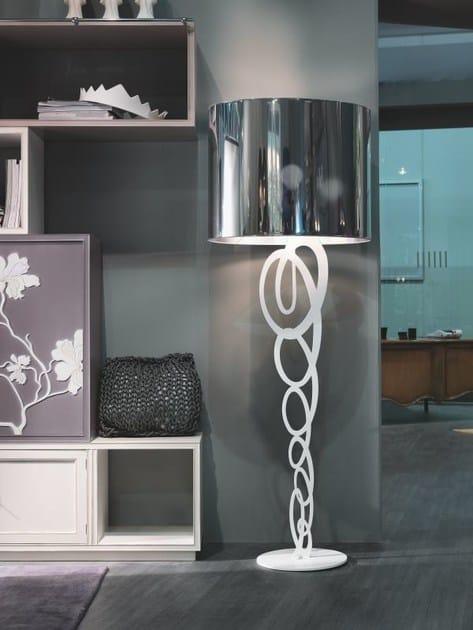 Direct light floor lamp ELLISSE | Floor lamp by Bizzotto