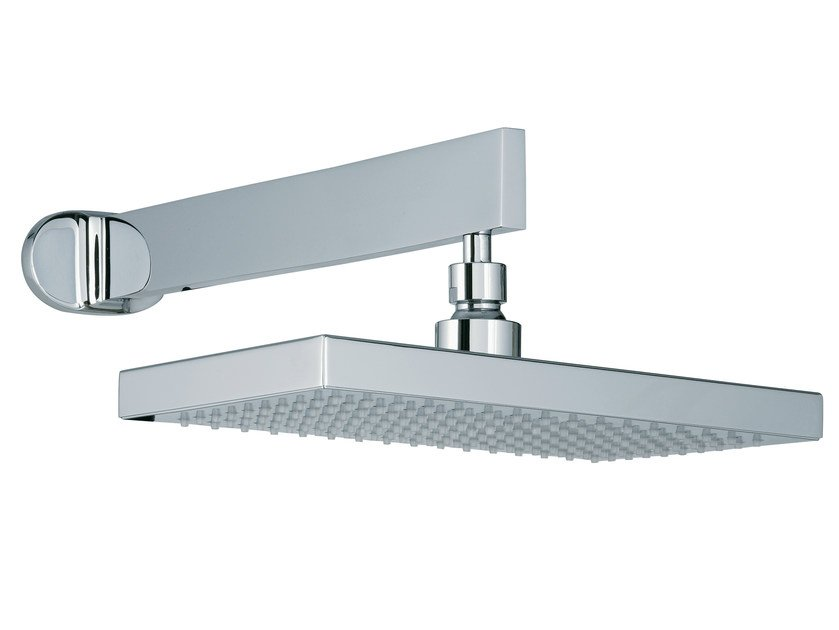 Wall-mounted overhead shower with anti-lime system CUT | Overhead shower by Rubinetterie 3M