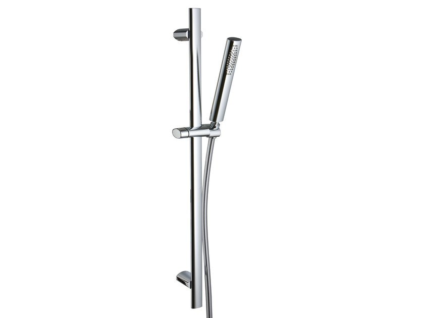 Shower wallbar with hand shower and hose HEDO' | Shower wallbar with hand shower by Rubinetterie 3M