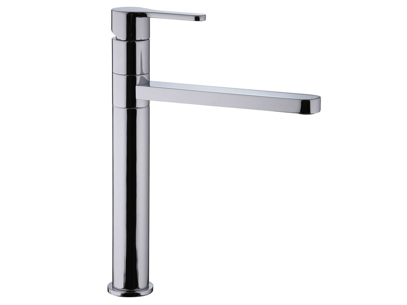 Countertop 1 hole kitchen mixer tap KLAB | Kitchen mixer tap by Rubinetterie 3M