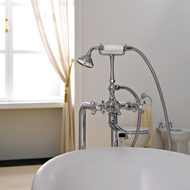 nuova retr robinet pour baignoire fixation au sol by. Black Bedroom Furniture Sets. Home Design Ideas