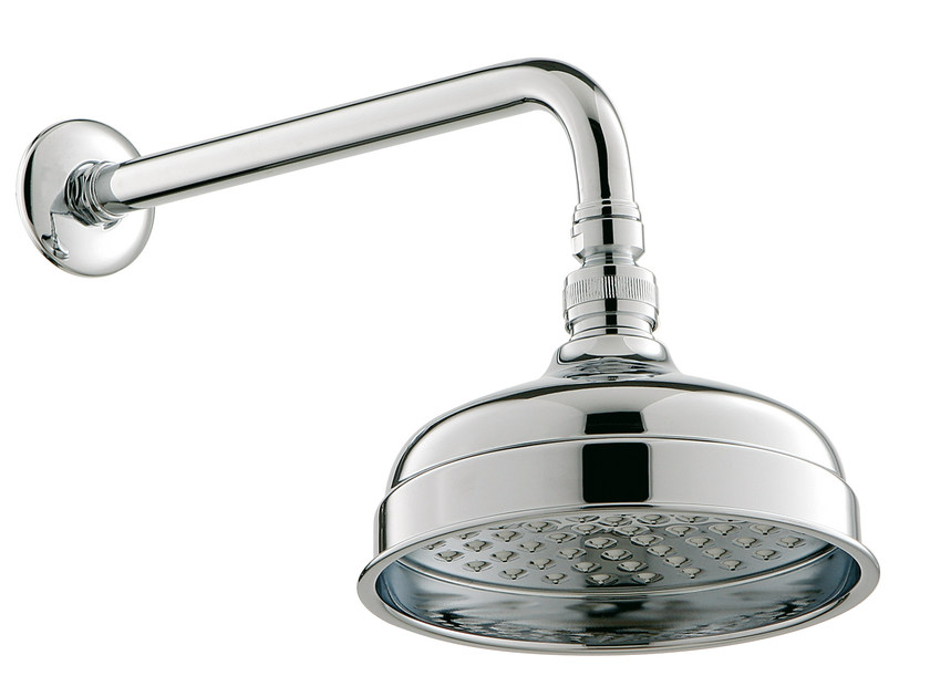 Wall-mounted overhead shower with anti-lime system NUOVA RETRÒ | Wall-mounted overhead shower by Rubinetterie 3M