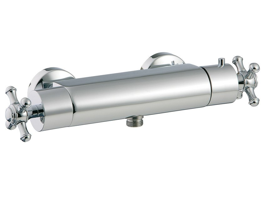 2 hole thermostatic thermostatic shower mixer OLD ITALY   2 hole thermostatic shower mixer by Rubinetterie 3M