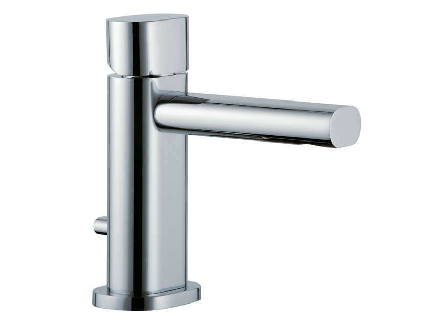 Countertop single handle washbasin mixer PAO | Single handle washbasin mixer by Rubinetterie 3M