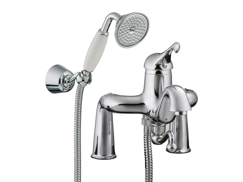Bathtub mixer with hand shower PICCADILLY | Bathtub mixer with hand shower by Rubinetterie 3M