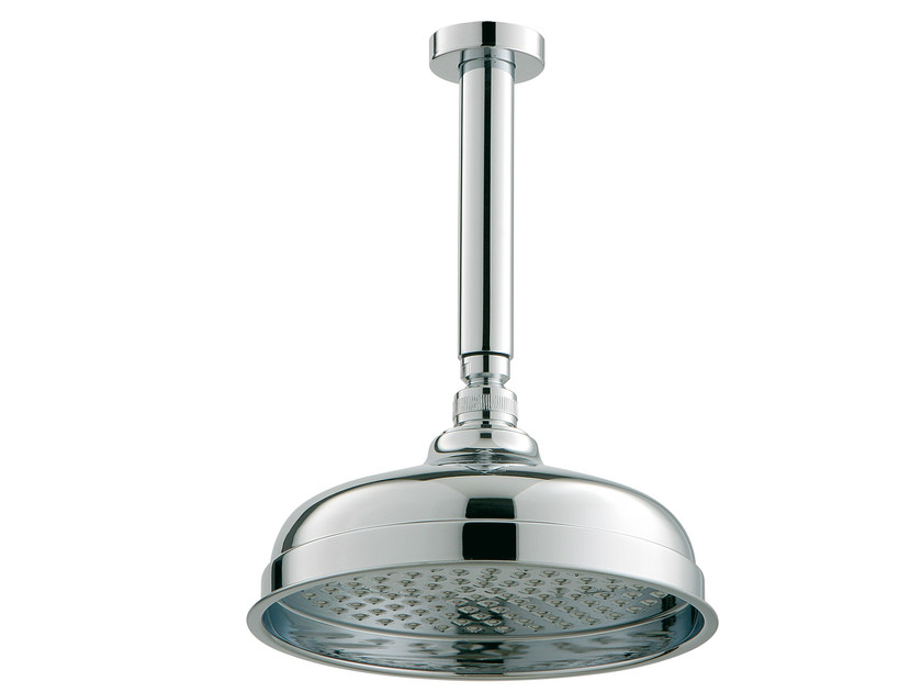Ceiling mounted overhead shower with anti-lime system PICCADILLY   Ceiling mounted overhead shower by Rubinetterie 3M