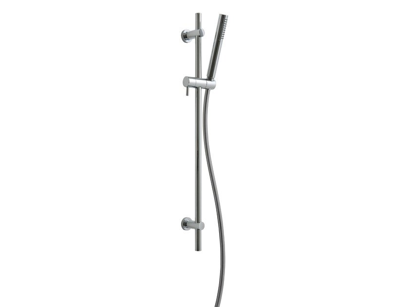 Shower wallbar with hand shower TIME_OUT | Shower wallbar by Rubinetterie 3M