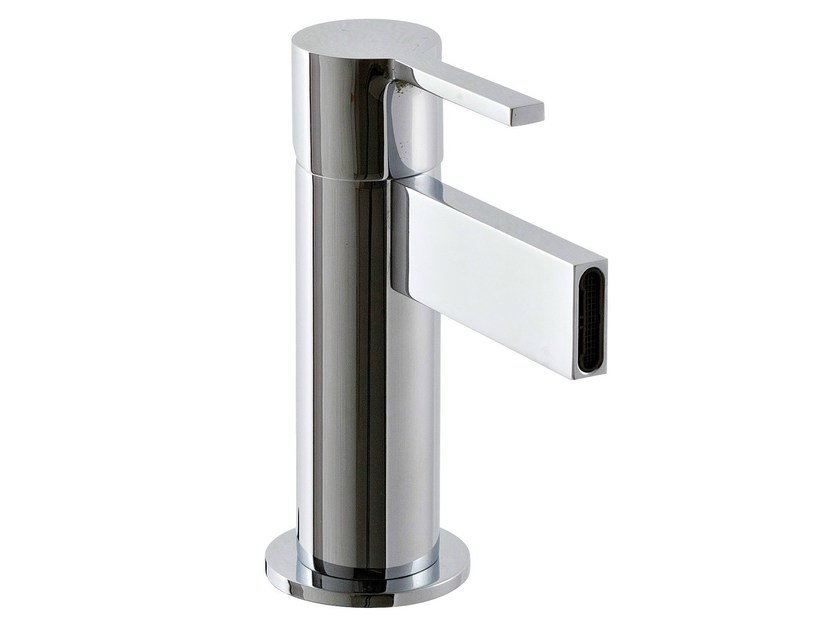 Countertop 1 hole bidet tap TIME_OUT | Bidet mixer by Rubinetterie 3M
