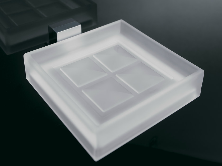 Wall-mounted soap dish 9900   Soap dish by Rubinetterie 3M