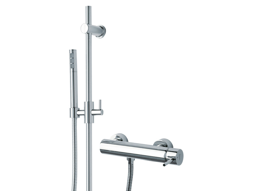 Shower mixer with hand shower VELA | Shower mixer with hand shower by Rubinetterie 3M
