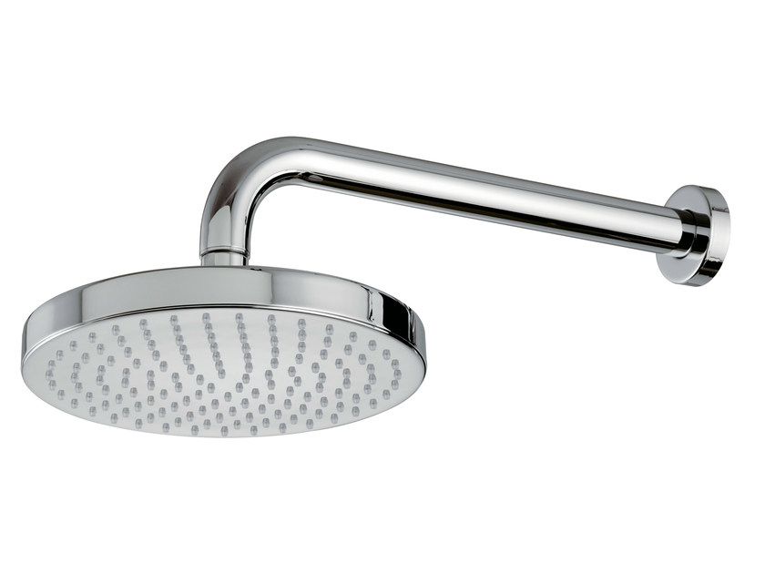 Wall-mounted overhead shower with anti-lime system VELA | Wall-mounted overhead shower by Rubinetterie 3M