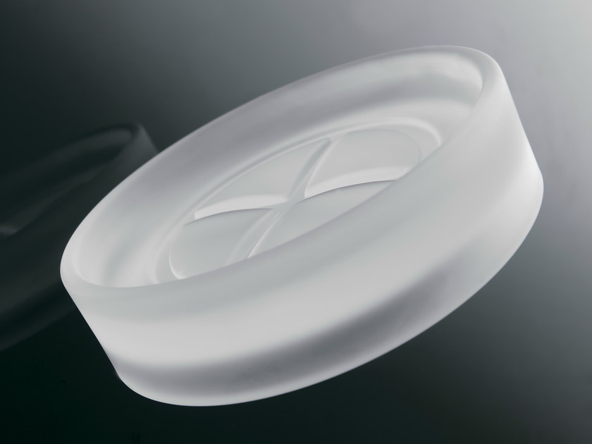 Wall-mounted soap dish 8500 | Soap dish by Rubinetterie 3M