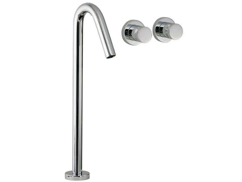 Floor standing washbasin tap X-CHANGE | Floor standing washbasin tap by Rubinetterie 3M