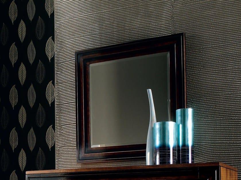 Specchio rettangolare da parete con cornice ÉTOILE NIGHT | Specchio con cornice by Cantiero