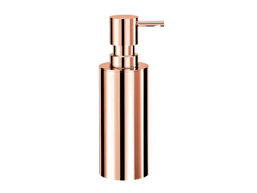 Copper liquid soap dispenser MK SSP by DECOR WALTHER