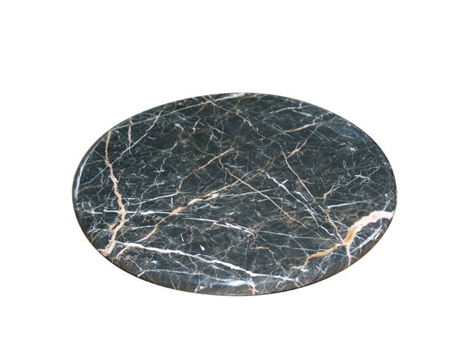 Marble tray LAZY SUSAN | Marble tray by Il Giardino di Legno