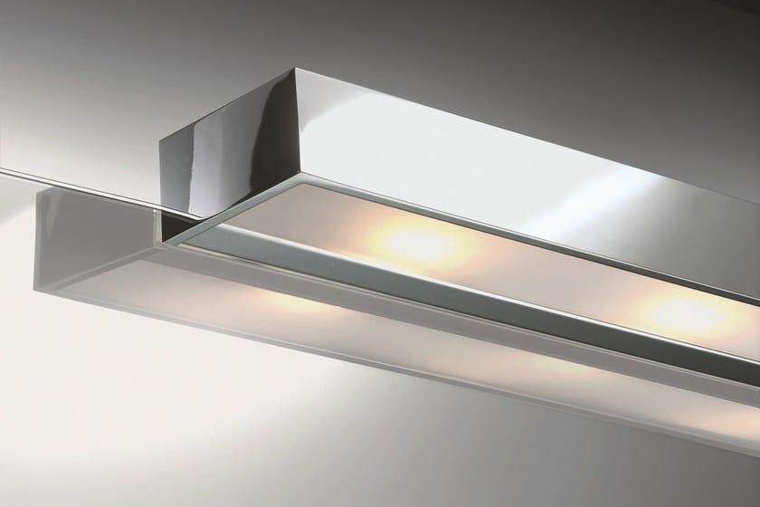 Box Decor Walther 1 Lampada Specchio Alogena Da 4A5RLj
