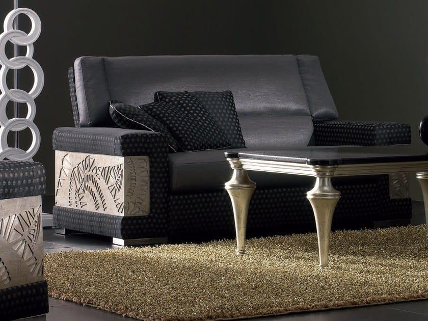 2 seater fabric sofa ÉTOILE DAY | Fabric sofa by Cantiero