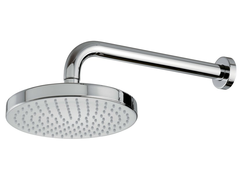 Wall-mounted overhead shower with anti-lime system X-CHANGE_MONO | Wall-mounted overhead shower by Rubinetterie 3M